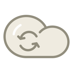 cloud refresh icon