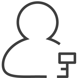 user2 key icon