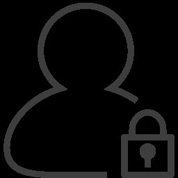user2 locked icon