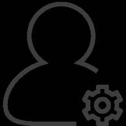 user2 setting icon