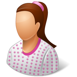 People Patient Female icon