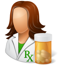 People Pharmacist Female icon