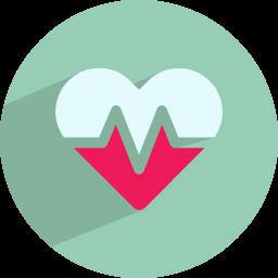 heart beat 2 icon