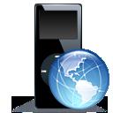 iPod nano blackweb 2 icon