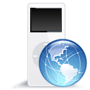 iPod nanoweb 2 icon