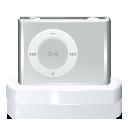 iPod shuffle dock icon
