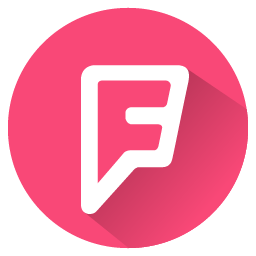 Foursquare 8 icon
