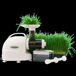 compact wheatgrass juicer icon