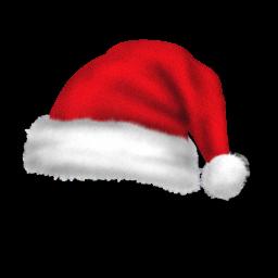 Bildergebnis für weihnachtsmann mütze icon