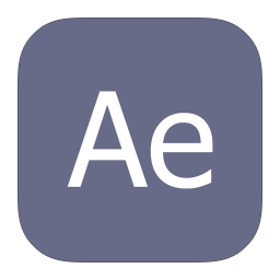 MetroUI Apps Adobe After Effects icon