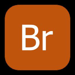 MetroUI Apps Adobe Bridge icon