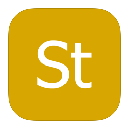 MetroUI Apps Adobe Story icon
