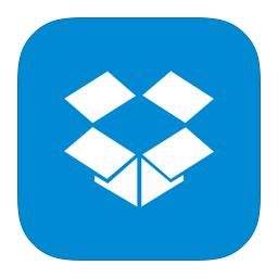 MetroUI Apps Dropbox icon