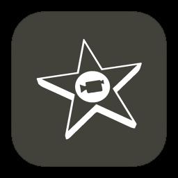 MetroUI Apps Mac iMovie icon