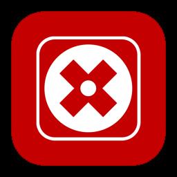 MetroUI Apps Uninstall icon