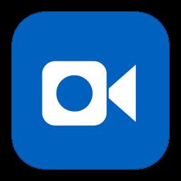 MetroUI Apps iOS Facetime icon