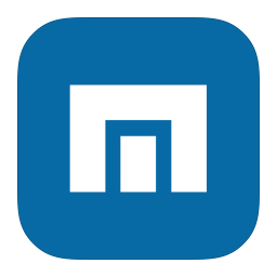 MetroUI Browser Maxthon icon