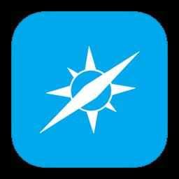 MetroUI Browser Safari icon