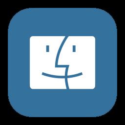 MetroUI Folder OS Mac Finder icon