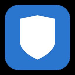 MetroUI Folder OS Security icon