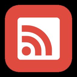 MetroUI Google Reader icon