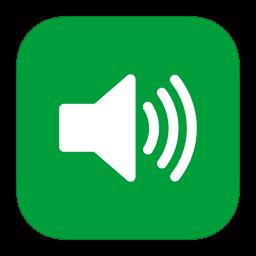 MetroUI Other Sound icon