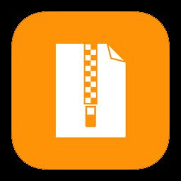 MetroUI Other ZIP Archive icon