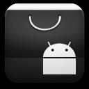 market black icon