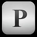 pandora metal icon