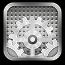 settings iOS 3 icon