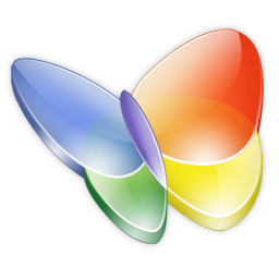 Msn Butterfly icon