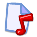 files music icon