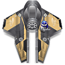 Obi Wan starfighter icon
