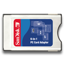 Sandisk 6 in 1 icon