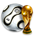 ball trophy icon
