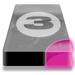 drive 3 pp bay 3 icon
