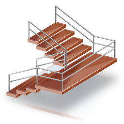 escaleras icon