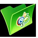 folder worldcup icon