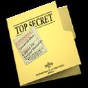 Top Secret Folder icon