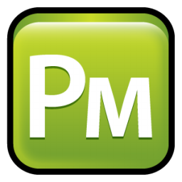 Adobe PageMaker CS3 icon