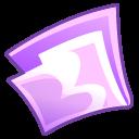 folder grape icon