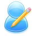 edit user icon