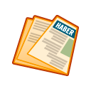 k newsticker icon