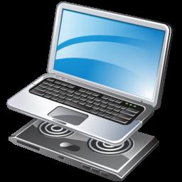 laptop cooler icon